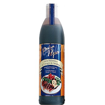 DOÑA PEPA Salsa balsámica de vinagre de Módena Botella 300 g