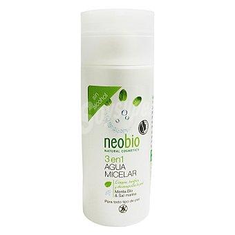 Neobio Agua micelar 3 en 1 sin alcohol 150 ml