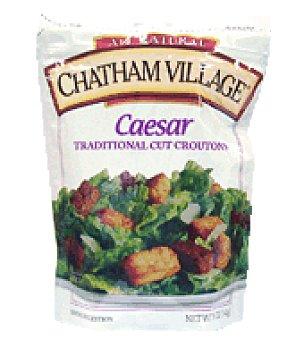 Chatham Village Picatostes de pan para ensalada Cesar 142 g