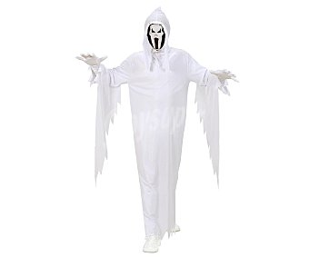 WIDMANN Disfraz infantil Fantasma, talla 11-13 años Fantasma 11-13 años
