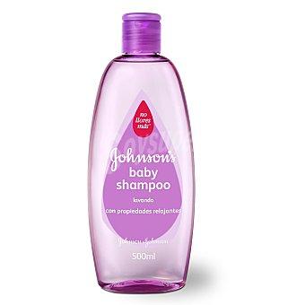 Johnson's Baby Champú Relax con lavanda natural para cabello normal 500 ml