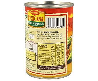 TEXICANA de Maggi Frijoles de la hacienda 425 gramos