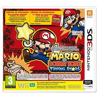 Nintendo Videojuego Mario Vs Donkey Kong: Tipping Stars 1 unidad
