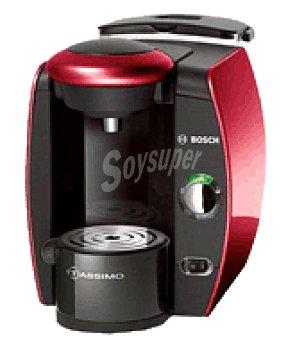 Bosch Cafetera tassimo TAS4013/4012 roja bosch
