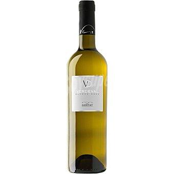 Verdeval Vino blanco seco de Alicante  Botella 75 cl
