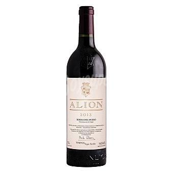 ALION vino tinto cosecha D.O. Ribera del Duero 2007  botella 75 cl
