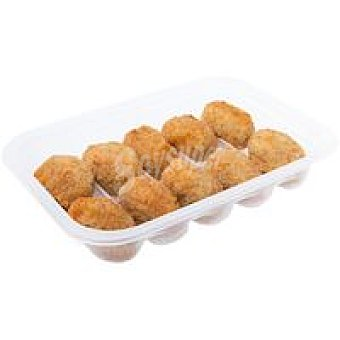 Bo de Debo Croquetas de espinacas-queso Bandeja 295 g