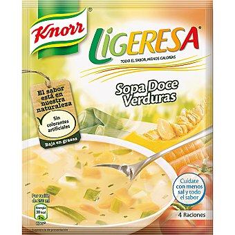 Knorr Sopa 12 verduras Sobre 39 g