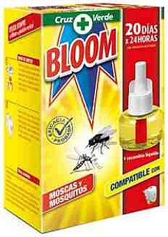 Bloom Bloom Eléctrico Moscas y Mosquitos Recambio 1 ud