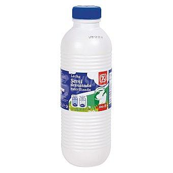 DIA Leche semidesnatada Botella 1,5 L
