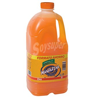 DIA Bebida refrescante mandarina 2 L