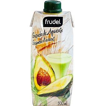 Frudel Gazpacho de aguacate Envase 500 ml