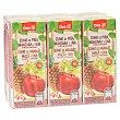 Zumo piña manzana y uva Pack 6 unidades 200 ml DIA