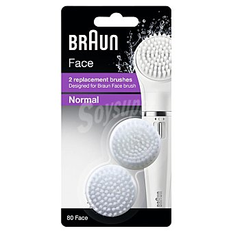 Braun 810 2 recambio para depiladora facial