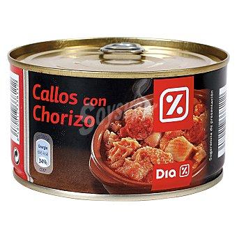 DIA Callos con chorizo Lata 380GR