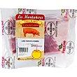 Lomo fresco de cerdo pieza para asar formato ahorro al vacío peso aproximado Envase 1 kg LA MONTAÑERA
