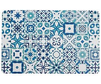QUID Renova Mantel plástico individual 43,5x28,5cm., diseño Baldosa, Renova quid