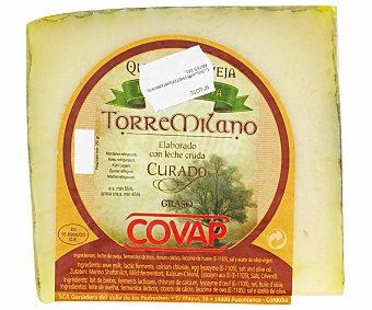Torremilano Queso curado de oveja en aceite de oliva 250 gramos