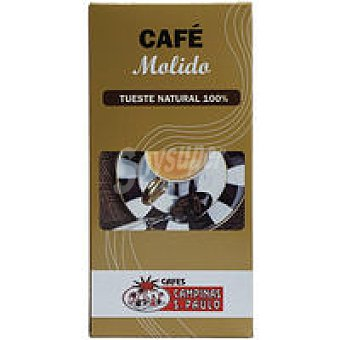 Campinas Café molido natural Paquete 250 g