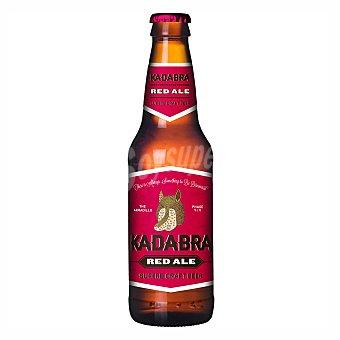 Kadabra Cerveza artesana Red Ale Botella 33 cl