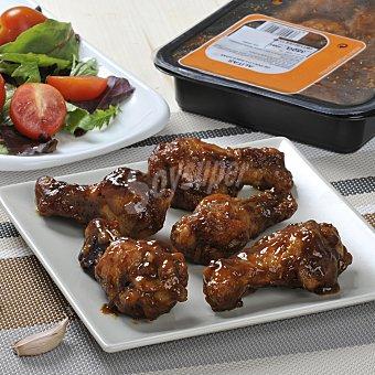 Alitas de pollo laqueadas Envase de 350 g