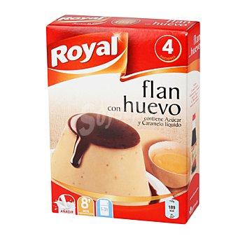 Royal Flan de Huevo 114 g
