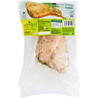 HERMI muslo de conejo cocinado calentar y listo  unidad 200 g