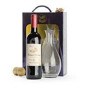 Antigua Usanza Vino Tinto Crianza Rioja Botella 75 cl + Decantador