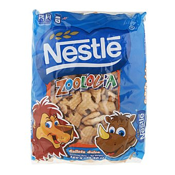 Nestlé Galleta zoologia 400 g
