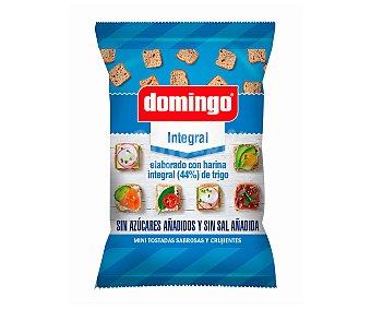 Domingo Tostadas mini, integrales, sin sal, sin azúcares añadidos 280 g