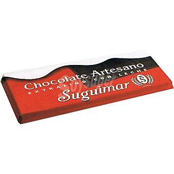 Suguimar Chocolate con leche extrafino artesano Tableta 125 g