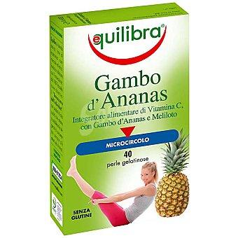 Equilibra Tronco de piña y vitamina C Envase 33,40 g