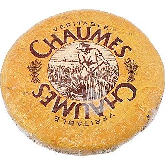 Chaumes Queso francés  2 kg (peso aproximado pieza)