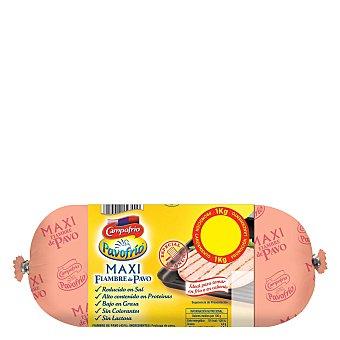 Pavofrío Campofrío Maxi fiambre de pavo especial plancha  Pieza 1 kg