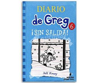 Molino Diario de Greg 6: Atrapados en la nieve, jeff kinney, género: infantil, editorial: Molino