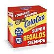 Cacao soluble cola cao, maleta 2,7 kg + Regalo Maleta 2,7 kg Cola Cao