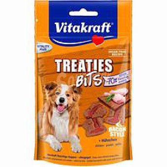 Vitakraft Treaties de pollo para perros Paquete 120 g