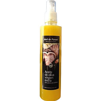 Moli de Pomeri Aceite de oliva virgen extra con aroma de boletus Spray 250 ml
