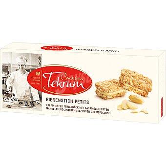 TEKRUM Bienenstich Petits galletas de almendra caramelizada con crema de almendras Estuche 100 g
