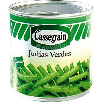 Cassegrain Judías verdes redondas Lata 225 g neto escurrido