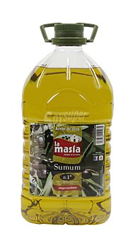 La Masía Aceite de oliva Sumum Garrafa 3 litros
