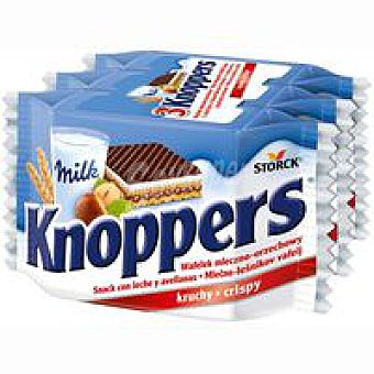 STORCK Snack Knoppers Pack 3x25 g