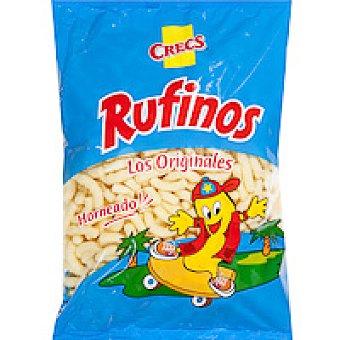 Rufinos Aperitivos de maíz horneado Bolsa 80 g