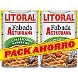 Fabada Asturiana  Pack 2x430 g Litoral