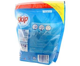 Skip Detergente para lavadora en cápsulas con gel (elimina las manchas difíciles) 47 unidades