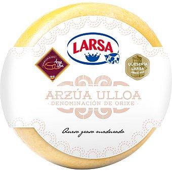 Larsa Queso Arzua-Ulloa D.O  3 kg peso aprox. pieza