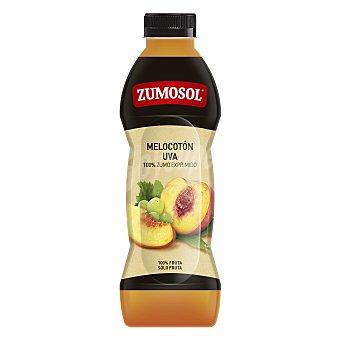 Zumosol Zumo exprimido de melocotón y uva Botella 85 cl