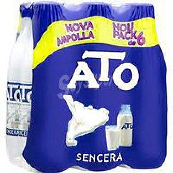 Ato Leche Entera Pack 6x1,5 litros