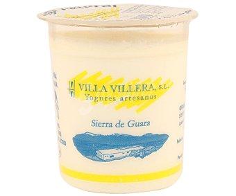 Villa Villera Yogur artesano de sabor natural 125 g