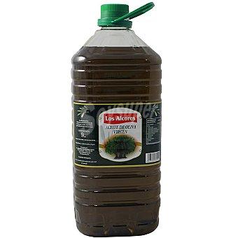 LOS ALCORES Aceite de oliva virgen bidon 5 l